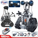 Winner 7112 Remote Control Electric Intelligent Robot Building Blocks