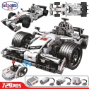 Winner 7115 RC F1 Racing Car  Building Blocks